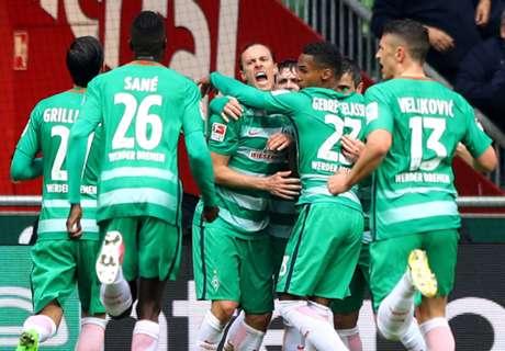 Geht der Werder-Wahnsinn weiter?
