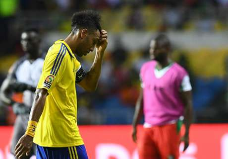 Gabon fail to win AFCON opener