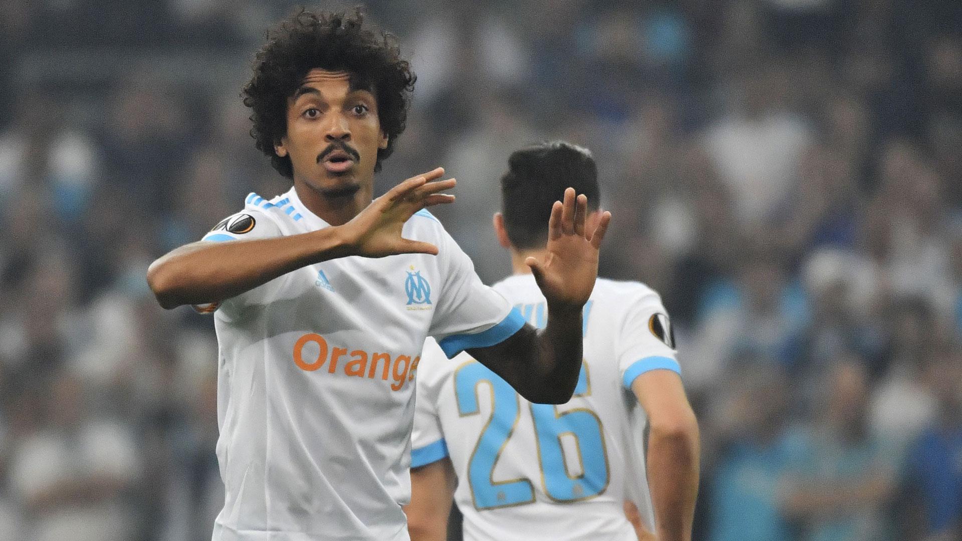 L'OL intéressé par Luiz Gustavo (Marseille) ?