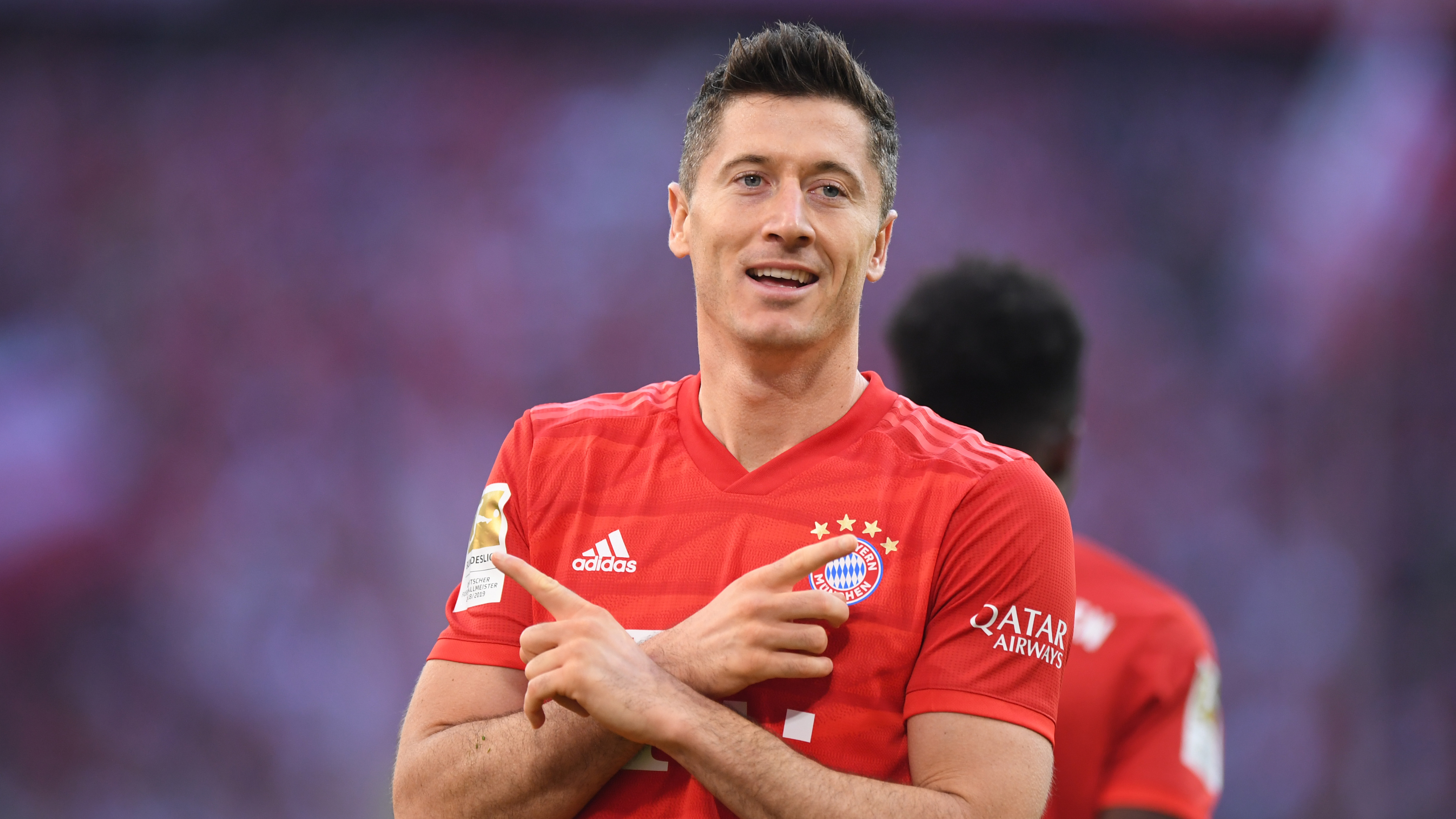 Lewandowski wants Flick to stay at Bayern Munich until the end of the season
