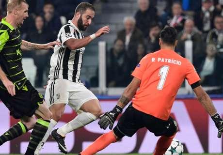 Juventus-Sporting LIVE! 2-1, Mandzukic