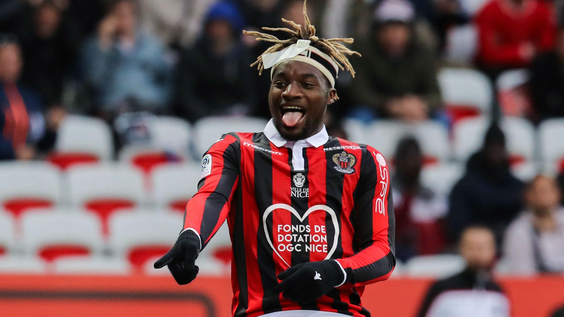"""Mercato - L'OGC Nice espère """"bien vendre"""" Allan Saint-Maximin cet été"""