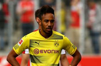 Dortmund striker Aubameyang rules out late transfer amid Real Madrid rumours