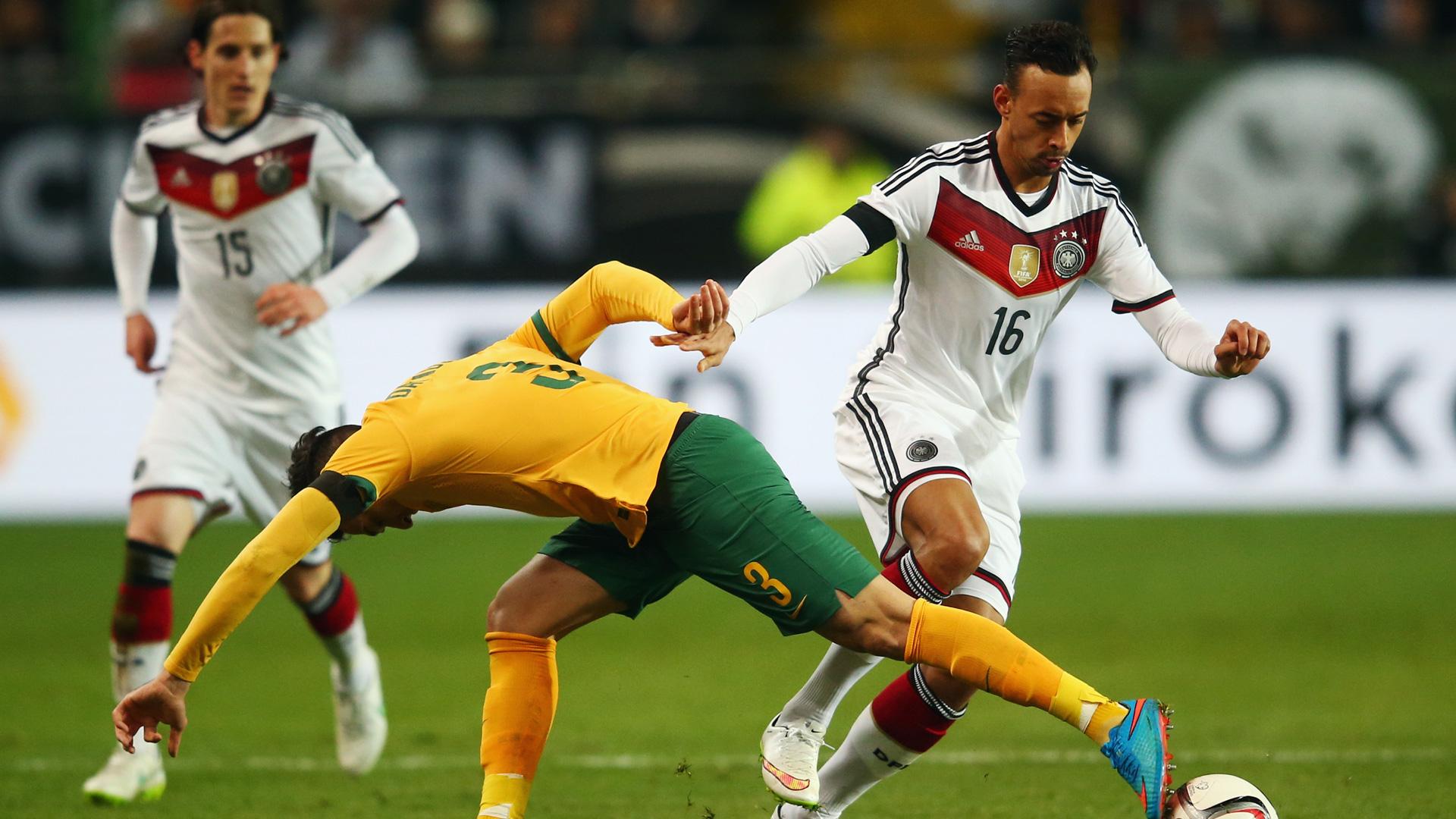 Löw startet mit offensiver Elf gegen Australien