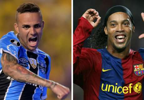 Can Luan justify Ronaldinho comparisons vs Real?