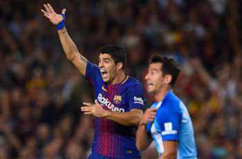 Something is amiss with Luis Suarez