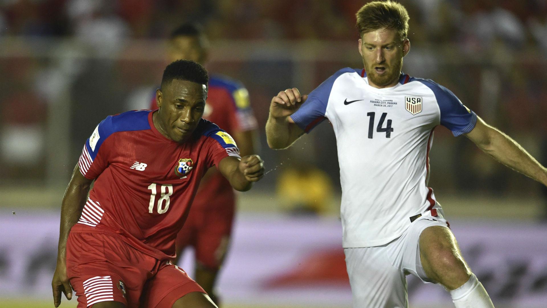 Tim Ream Luis Tejada Panama vs. USA