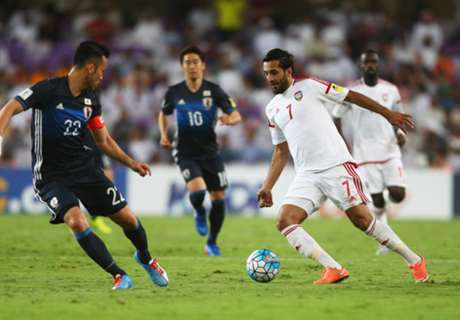 Ali: Japan were clinical