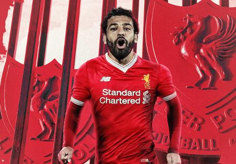 El Liverpool ficha a Salah