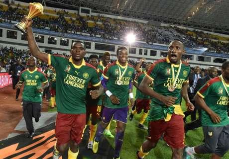 Comment le Cameroun a célébré son titre