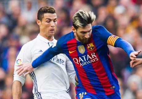 Apuestas: Messi y CR7 marcan