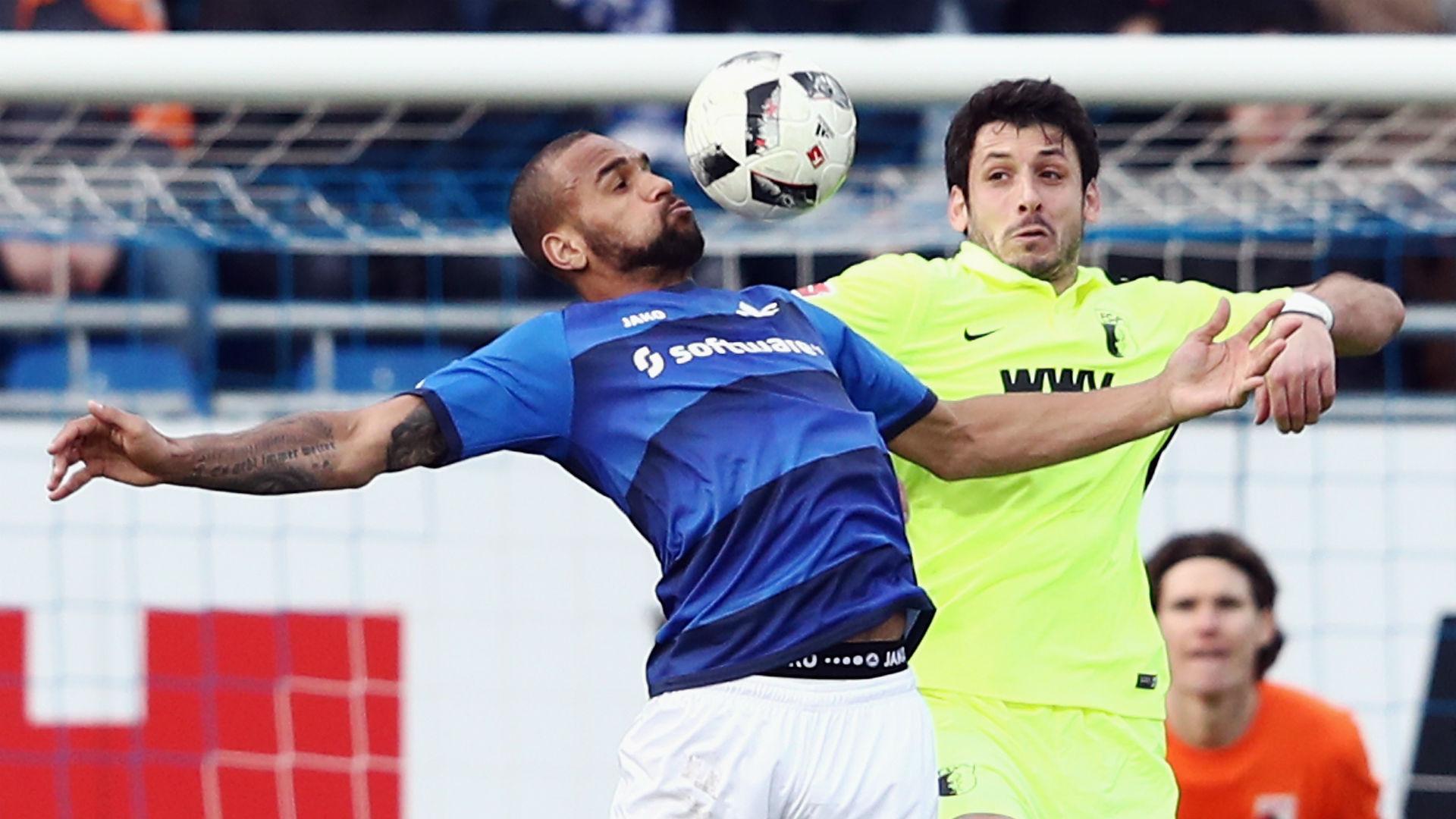 Terrence Boyd Gojko Kacar Darmstadt Augsburg Bundesliga
