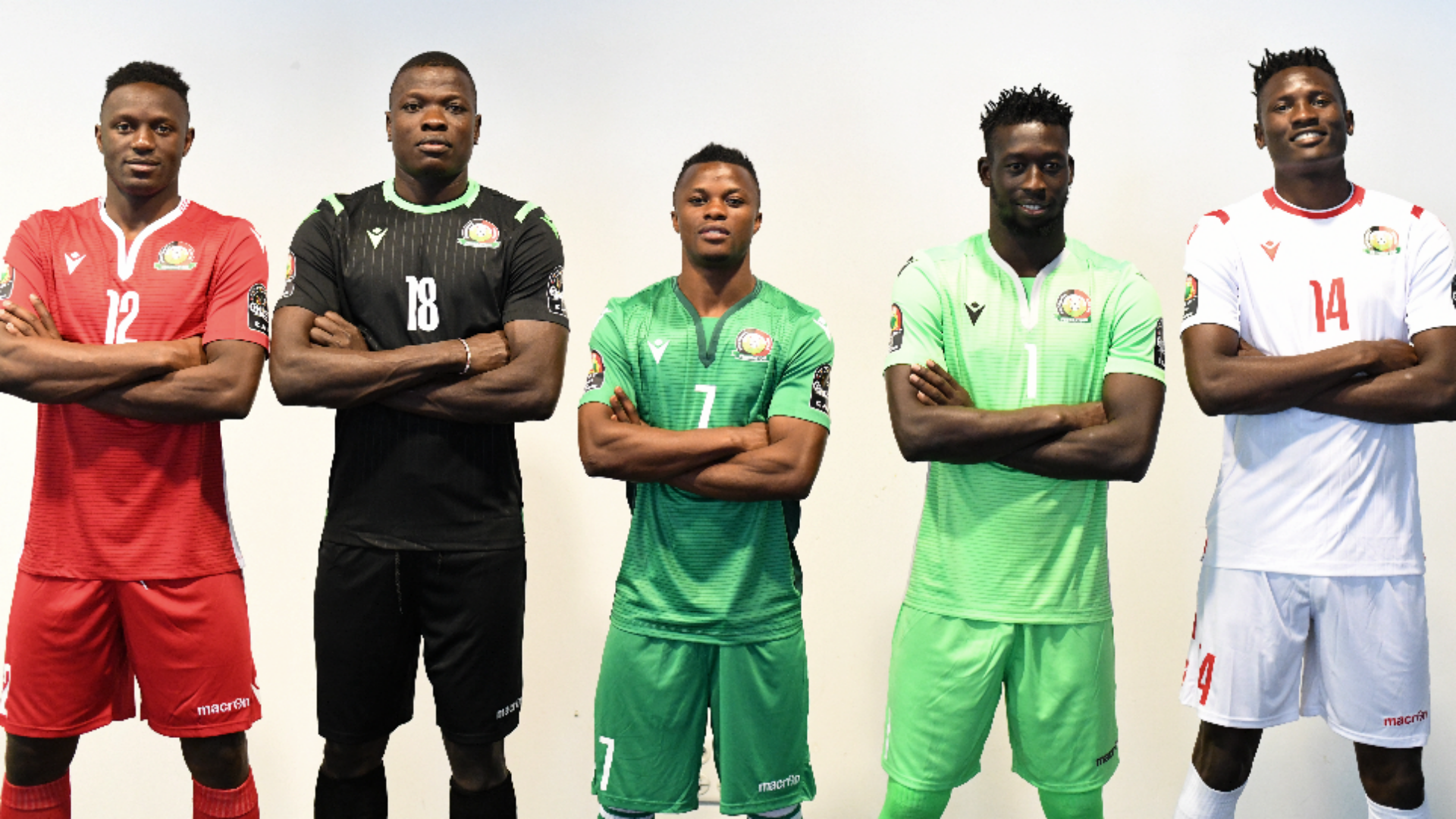 Afcon: Harambee Stars replica jersey up for sale after FKF open online shop