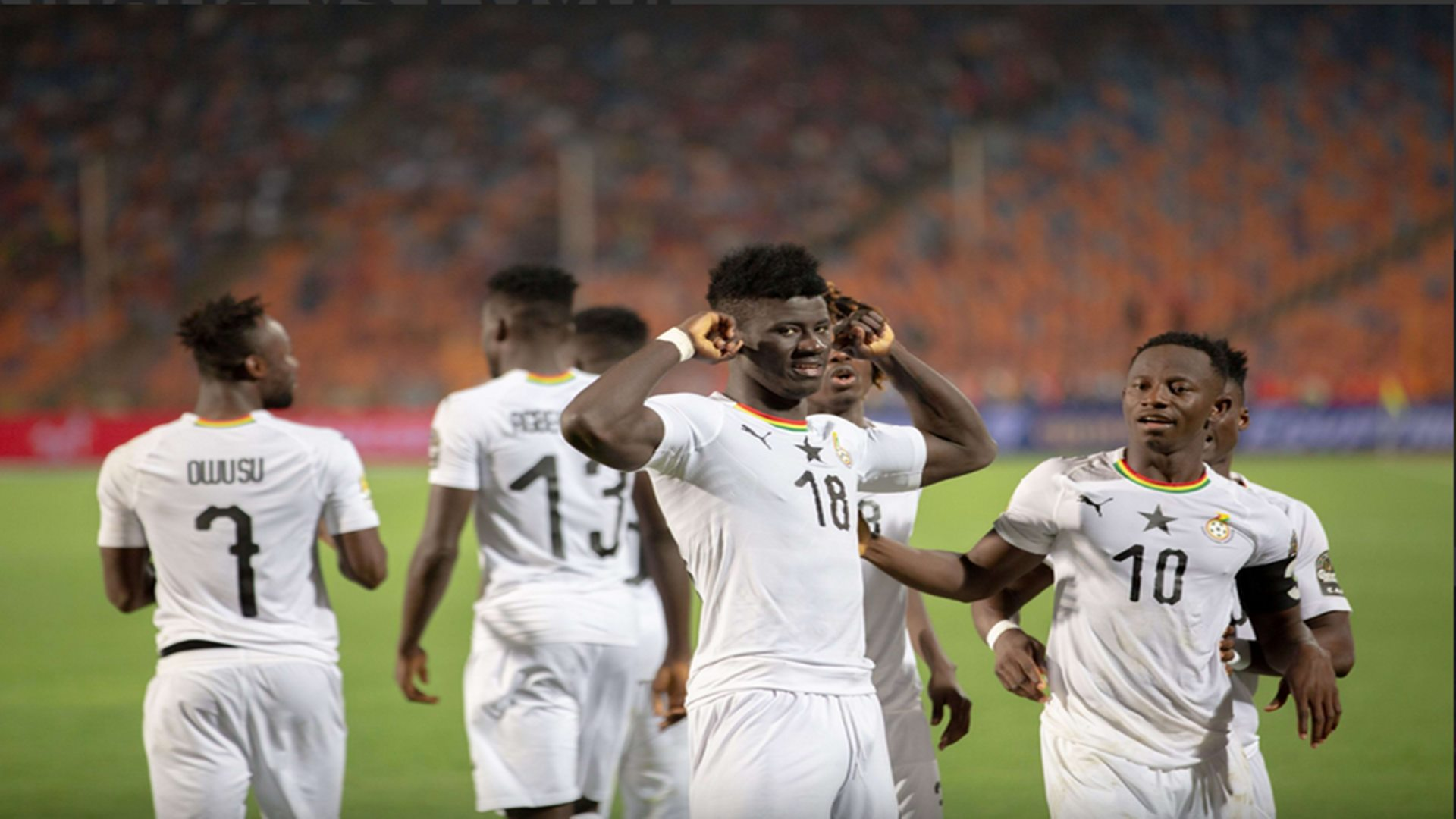 U23 Afcon: Coach Tanko, 'relieved' Owusu shed light on Ghana win over Mali