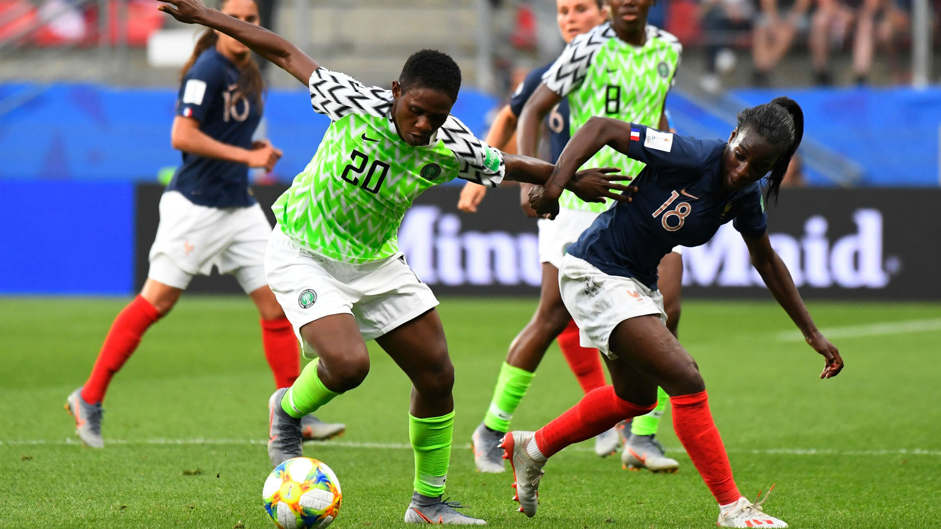 'This means a lot' - Nigeria's Okeke on winning debut with Madrid