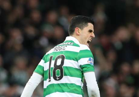 Rogic scores in Celtic romp