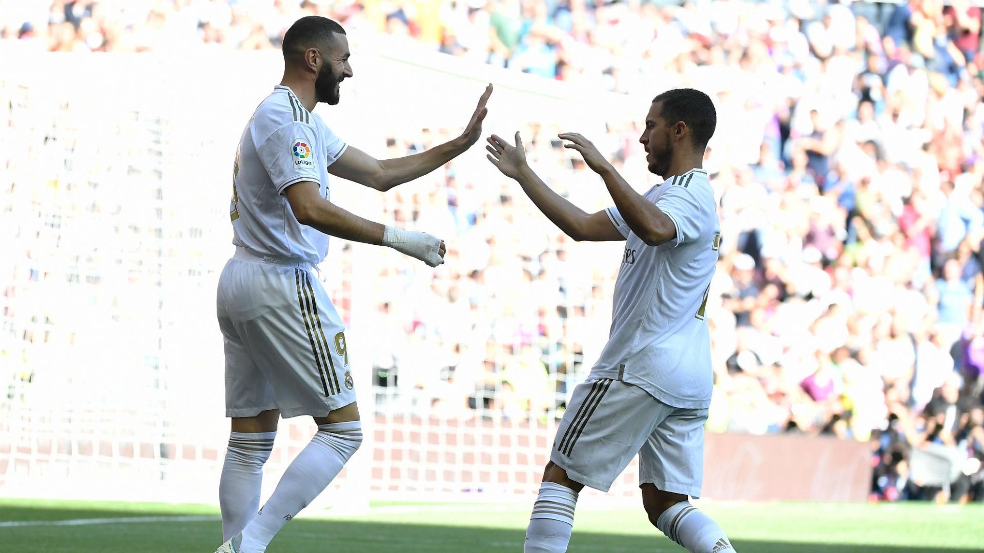 Stats - La très bonne habitude de Benzema au Real Madrid