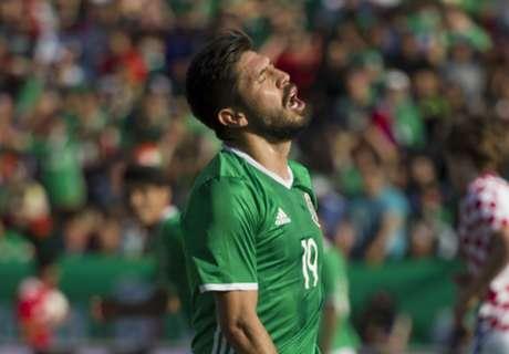 LIVE: Mexico vs. Croatia