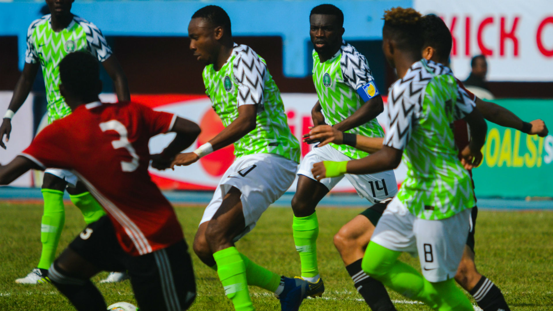 U23 Afcon: When are Nigeria playing against Zambia and how can I watch?