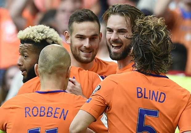 Nizozemska je tri boda iza Švedske i Francuske
