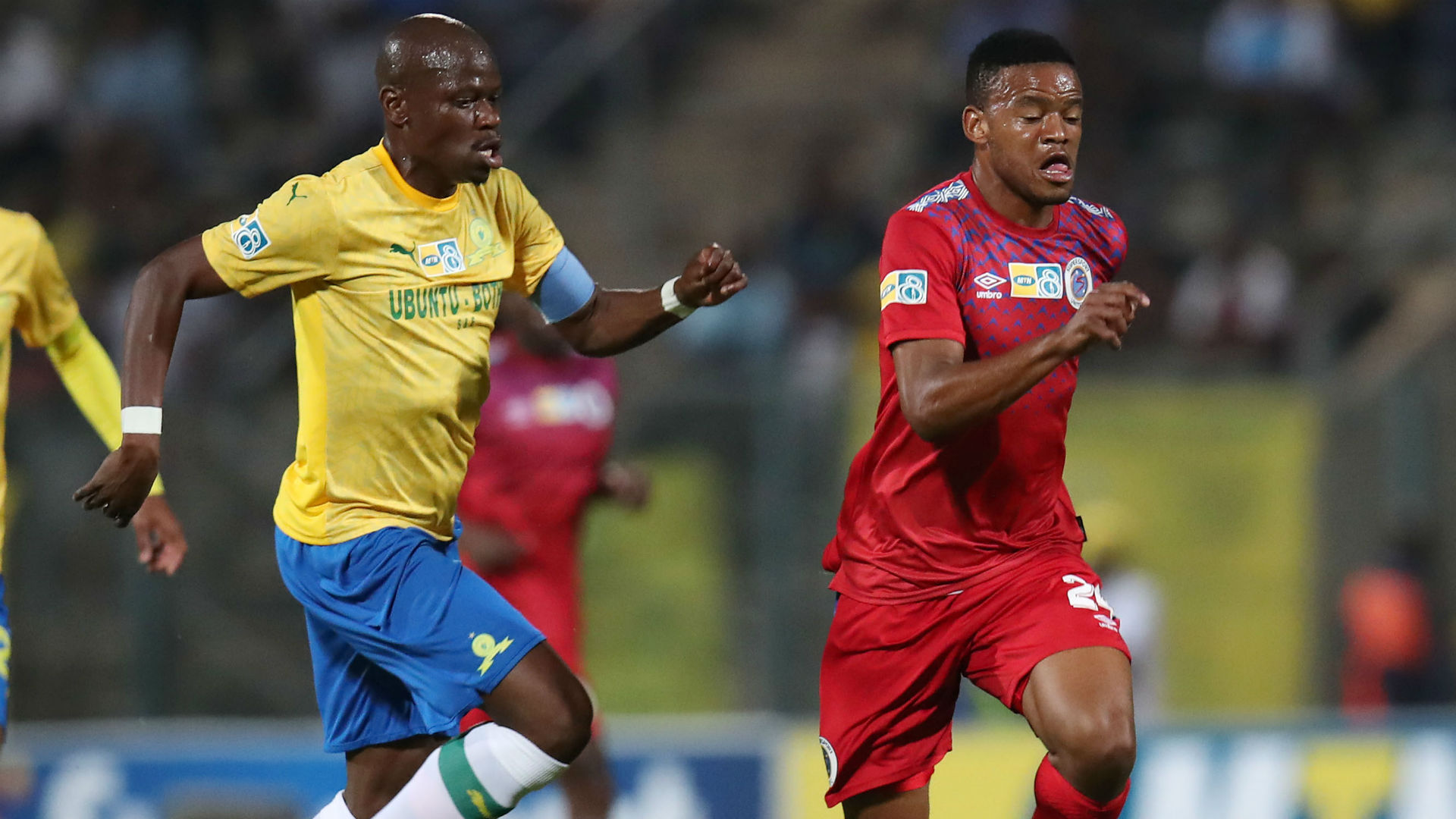 Rantie: Mamelodi Sundowns don't sign players for the sake of signing – Feutmba