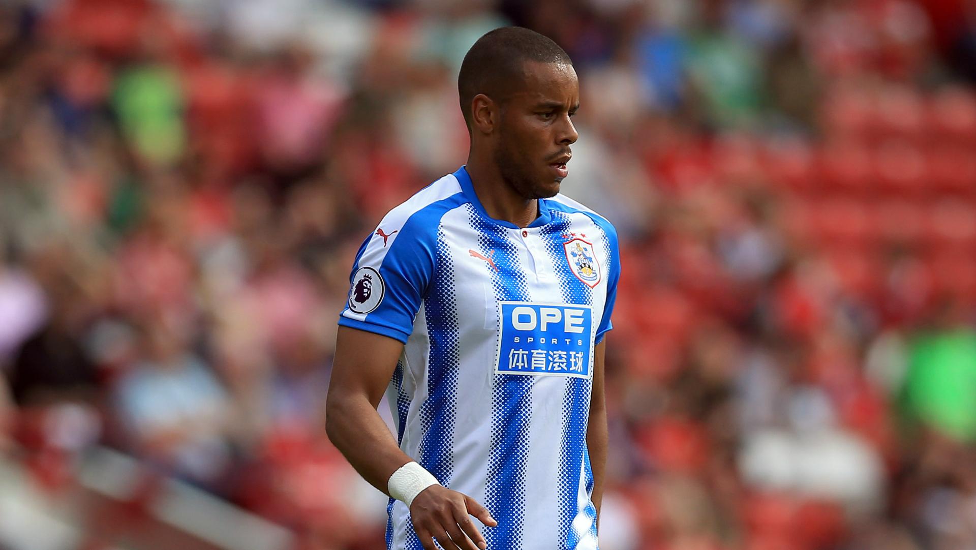 Mathias Jorgensen Huddersfield Town