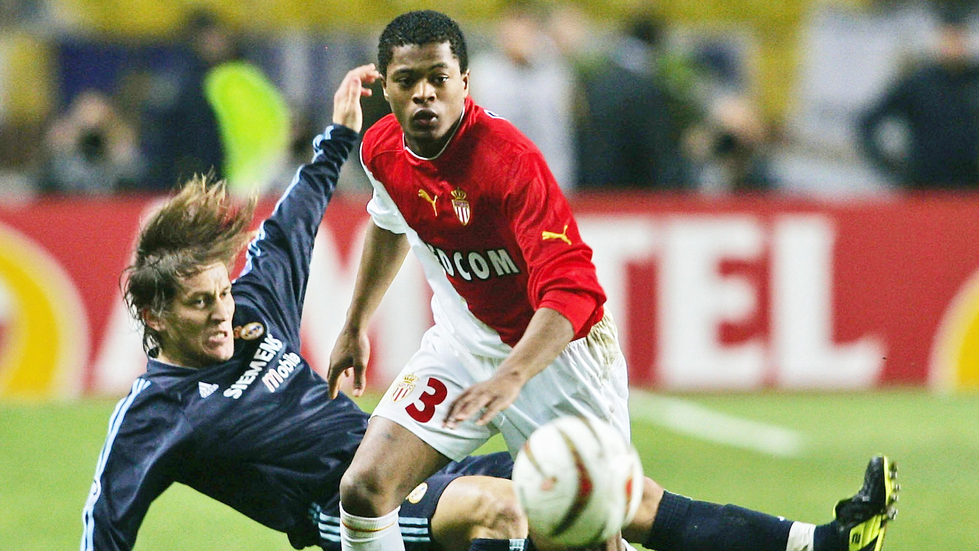 From Ligue 1 to superstardom Patrice Evra