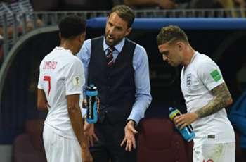 England's semi-final nightmare continues with Croatia defeat