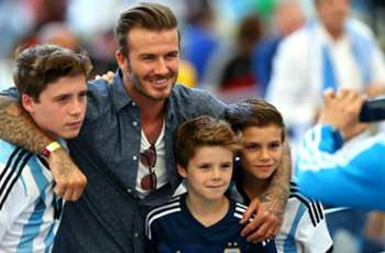 David Beckham's family: Which of his kids could follow in his footballing footsteps?