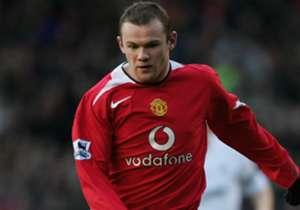 4) Wayne Rooney, dall'Everton al Manchester United nel 2004 - 37 milioni di euro