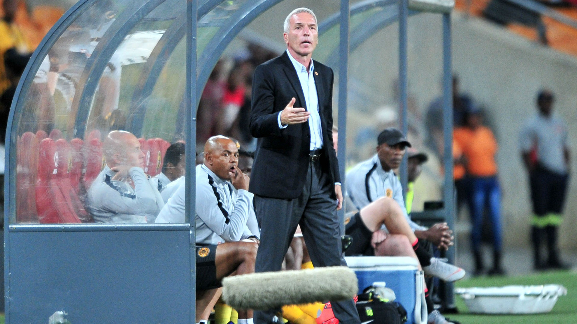 Whoever makes fewest mistakes will win Soweto Derby clash – Kaizer Chiefs coach Middendorp
