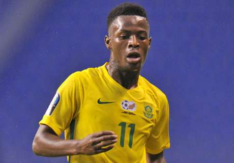 Crystal Palace interested in Mahlambi