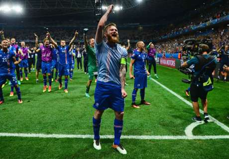 'Iceland believe we can beat anyone'