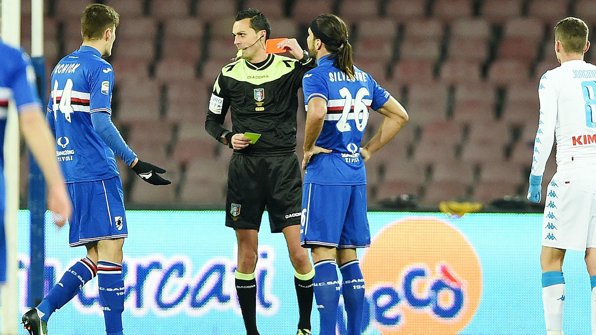Napoli-Sampdoria, Moviola Gazzetta: