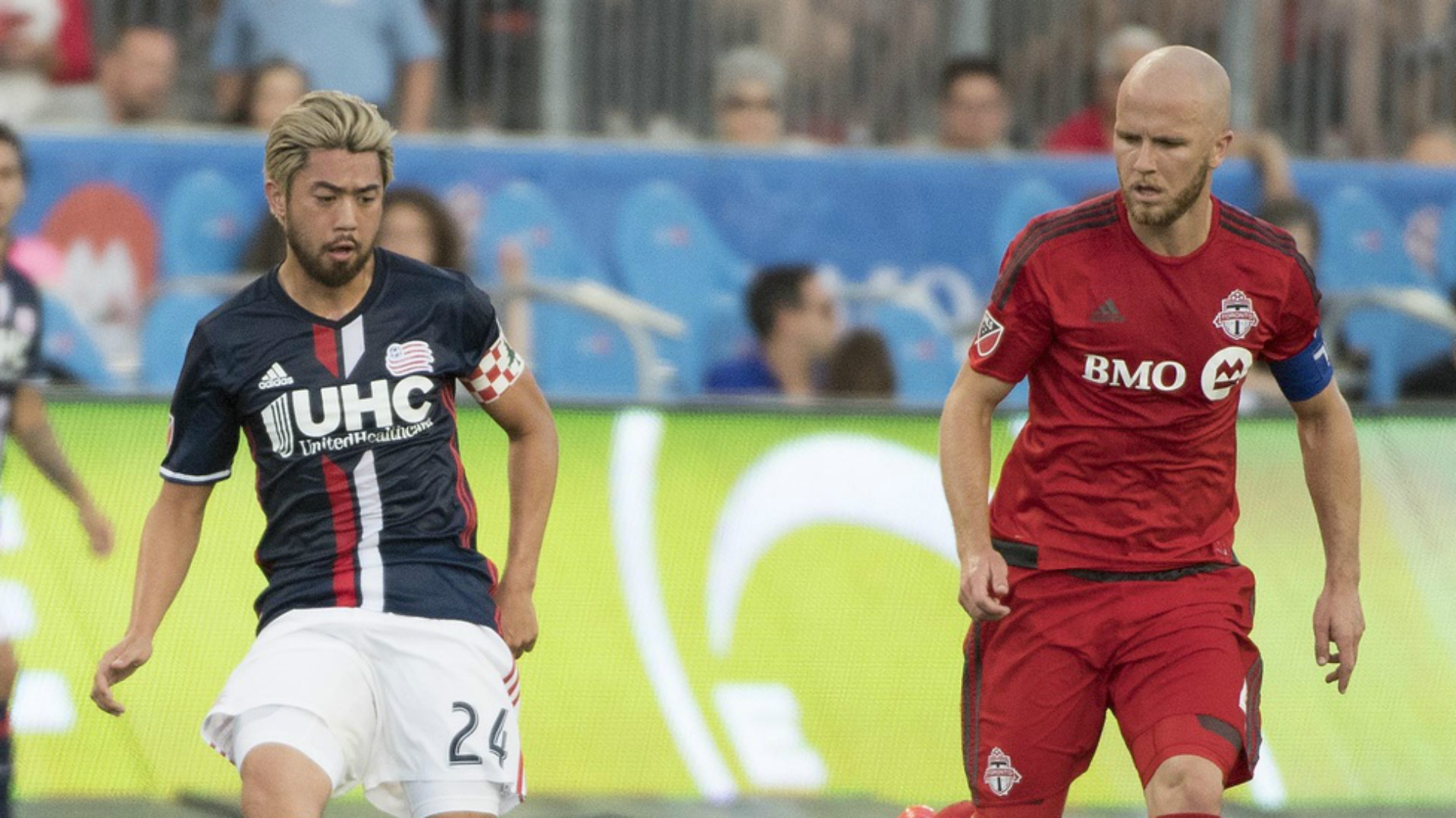 Lee Nguyen MLS Michael Bradley 08062017