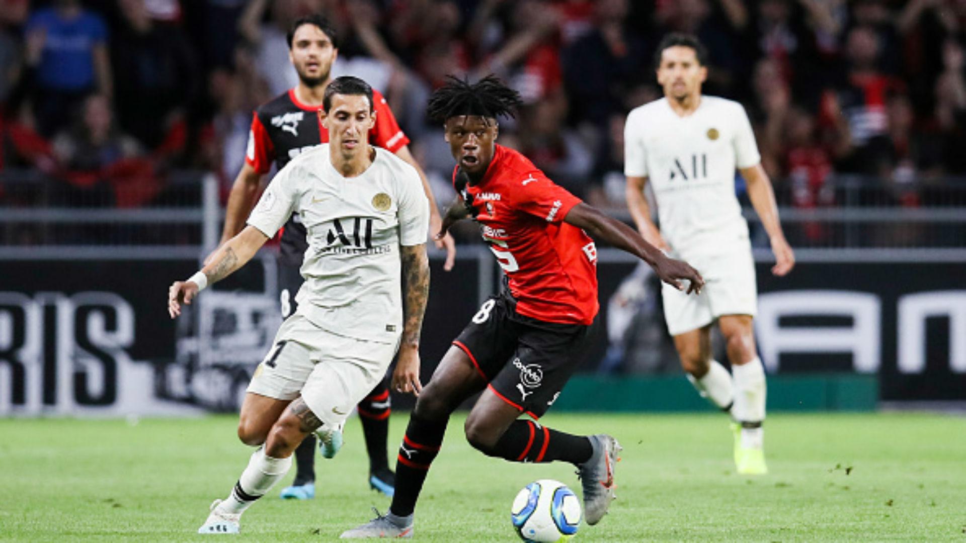 Rennes-PSG (2-1) : Eduardo Camavinga, les chiffres clés d'un match XXL