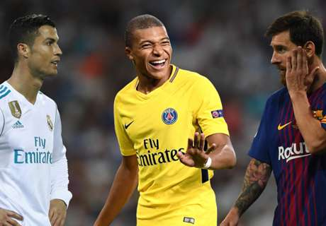 How Barca & Madrid missed out on Mbappe