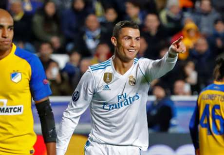 Ronaldo claims UCL bragging rights over Messi