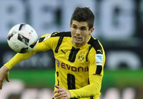 Schalke: We really wanted Pulisic