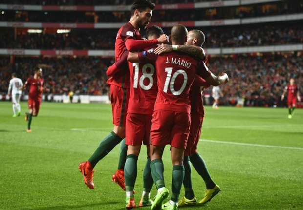 Portugal menang mudah atas Hongaria.
