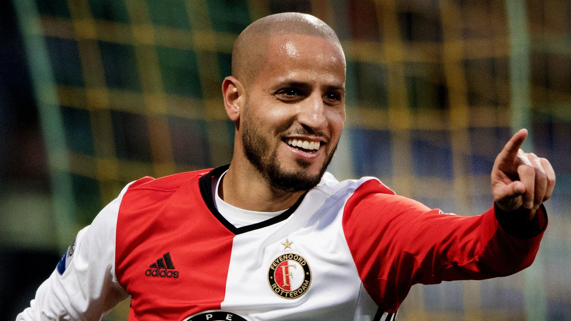 Karim El Ahmadi Feyenoord