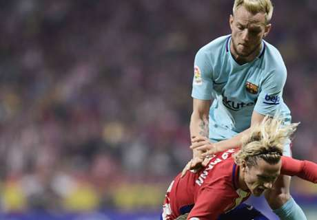 El Madrid 'golea' al Barcelona en remates