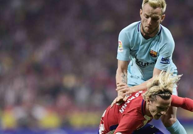Ivan Rakitić je zaradio i žuti karton na utakmici