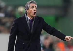 Il tecnico della Fiorentina, Paulo Sousa