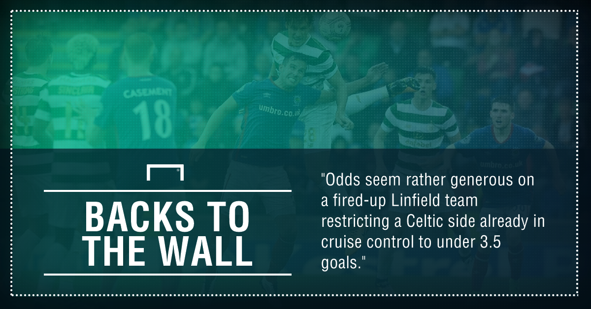 GFX Celtic Linfield betting