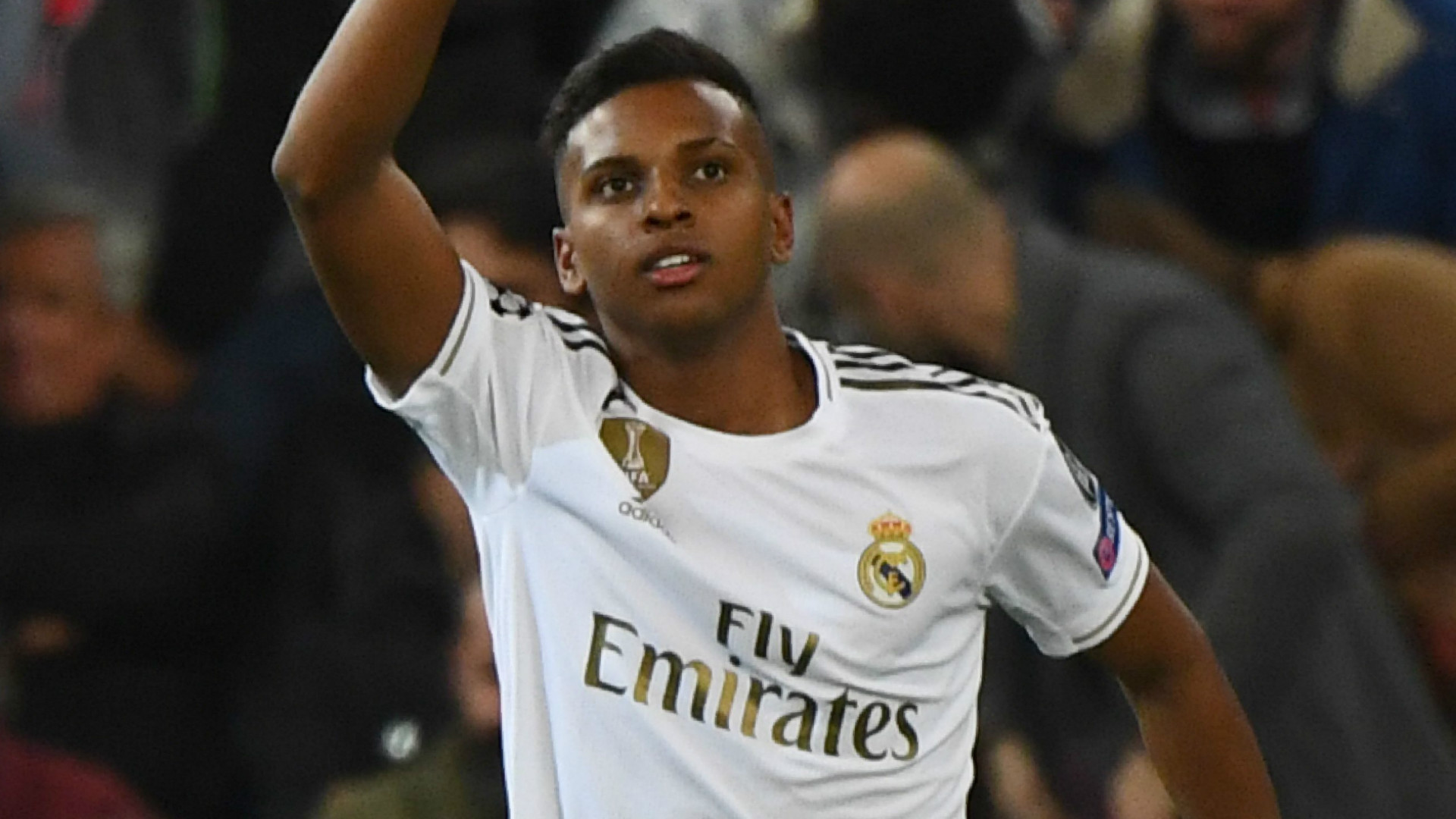 Rodrygo makes Champions League history with quickfire Real Madrid double
