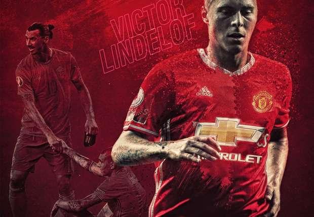 Victor Lindelof, Rekrutan Brilian Manchester United