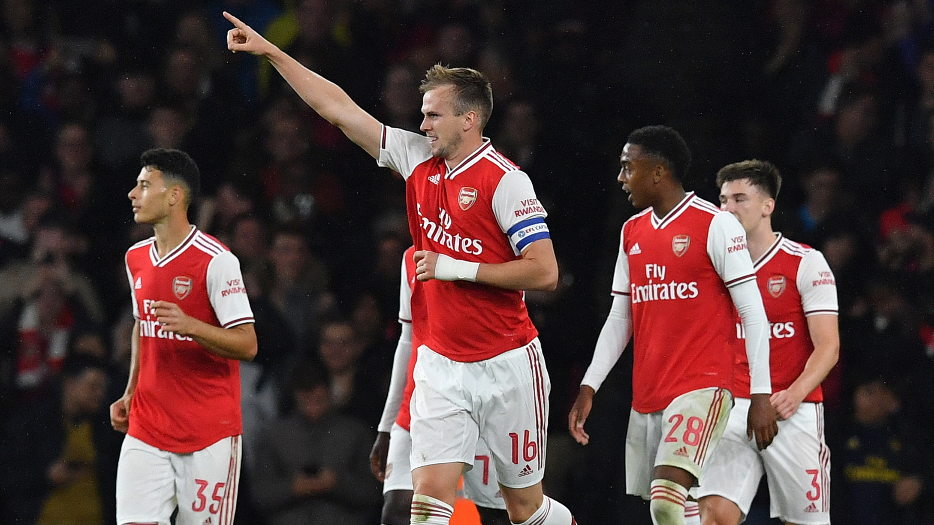 League Cup : Arsenal et Manchester City déroulent, Tottenham déçoit