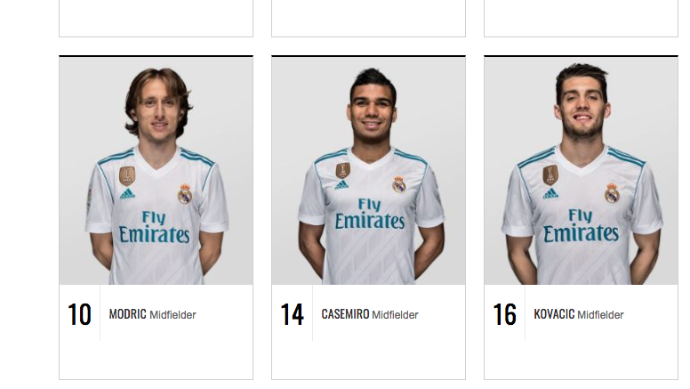 Real Madrid's Modric takes jersey No.10