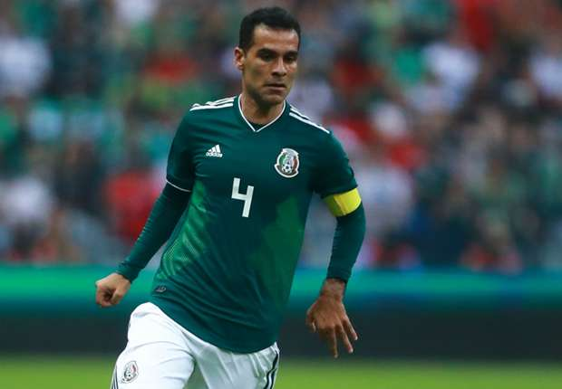a6084a29e90 The ageless wonder! Rafa Marquez becomes third player to play in five World  Cups